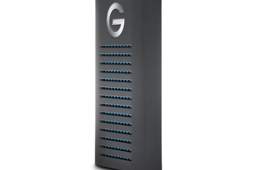 G-TECHNOLOGY G-DRIVE MOBILE SSD R-SERIES RUGGED USBC DRIVES
