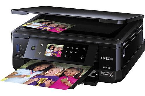 Epson Expression Premium XP-640 Small-in-One Inkjet Printer