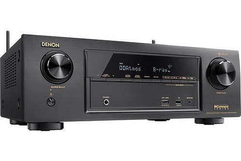 Denon AVR-X1400H 7.2-Channel Network A/V Receiver