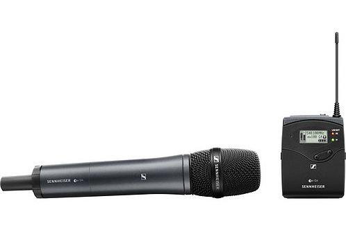 Sennheiser ew 135P G4 Camera-Mount Wireless Microphone System with 835 Handheld