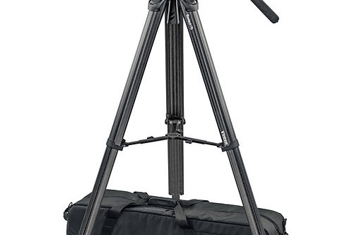 Vinten System Vision blue5 Head with Flowtech 75 Carbon Fiber Tripod
