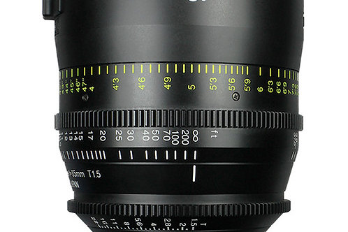 Tokina 85mm T1.5 Cinema Vista Prime Lens