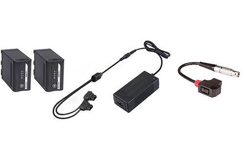 SWIT 2-Battery Kit for Canon C300 Mark II & C200