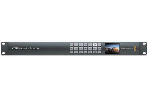 Blackmagic Design ATEM Production Studio 4K Live Switcher