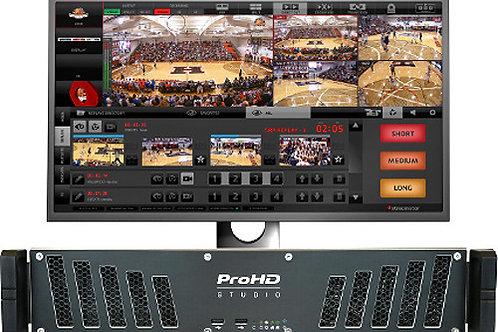 JVC ProHD Studio 4000 Production/Streaming Studio