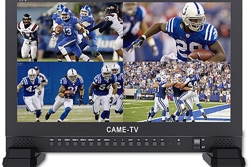 "CAME-TV 17.3"" 4K UHD IPS Broadcast Monitor"