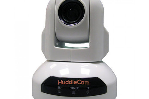 HC10X-720-WH HUDDLECAMHD USB 2.0 720P PTZ CAMERA WITH 10X OPTICAL ZOOM