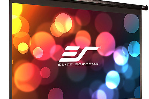 "Elite Screens SPECTRUM/BLK 125""/16:9 - AP UHD"