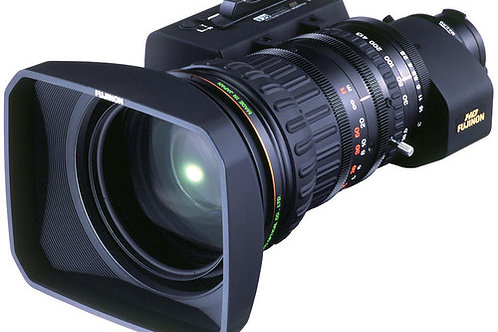 "Fujinon HA25x16.5ERD-S 2/3"" 25x High Definition Telephoto Lens"