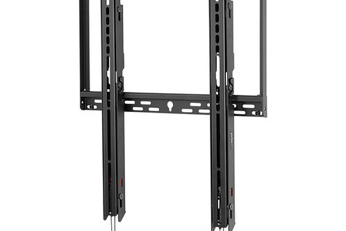 "Peerless-AV SFP680 Flat Wall Mount for 46 to 90"" Displays (Portrait Orientation)"