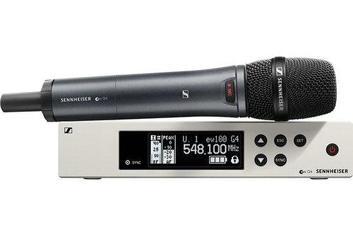 Sennheiser ew 100-835 G4-S Wireless Handheld Microphone System A: 516 to 558 MHz