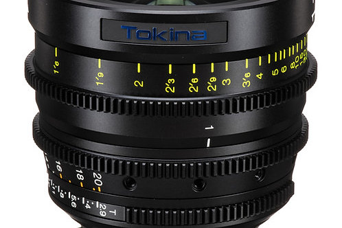 Tokina Cinema ATX 11-20mm T2.9 Wide-Angle Zoom Lens