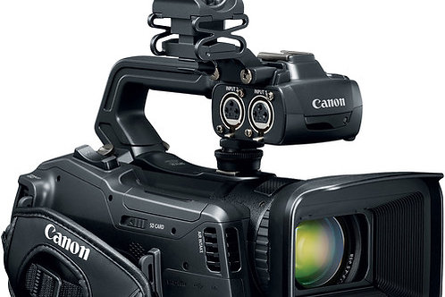 Canon XF405 UHD 4K60 Camcorder with Dual-Pixel Autofocus with 3G-SDI Output