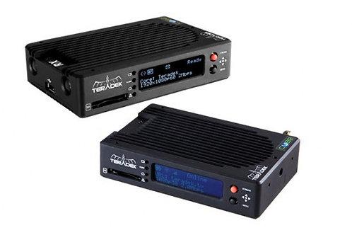 TERADEK CUBELET 605/625 HD-SDI / HDMI AVC ENCODER/DECODER PAIR