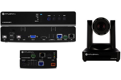 Atlona Soft Codec Conferencing System with PTZ Camera