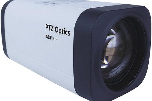 PTZOptics 12X 1080P NDI/HX, HD-SDI Box Camera