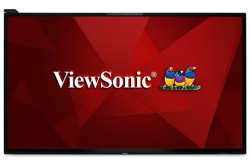 "ViewSonic ViewBoard IFP7550 75"" LED display"