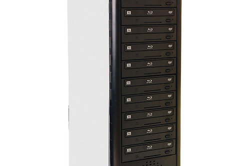 Microboards 1:10 Networkable CopyWriter Pro Tower BD/CD/DVD Duplicator