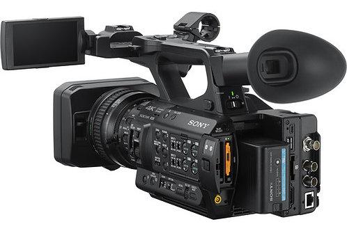 """Sony PXW-Z280 4K 3-CMOS 1/2"""" Sensor XDCAM Camcorder B&H # SOPXWZ280 MFR # PXW-Z2"""