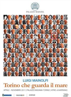 Torino che guarda il mare di Luigi Mainolfi