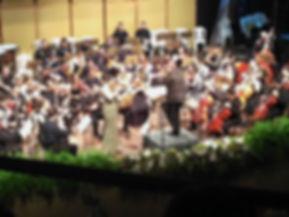 Irene Abrigo soloist in Brazil with Respighi Violin Concerto n.1