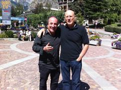 con Luigi Maio
