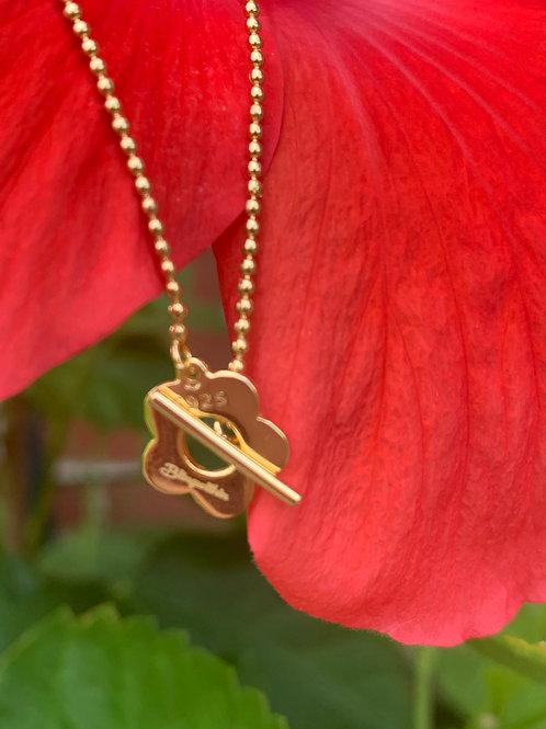 Flower bloom Necklace