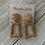 Thumbnail: Take me out Gold Statement earrings