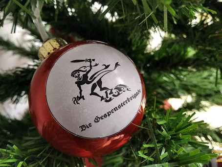 Frohe Weihnachten und Neujahr!