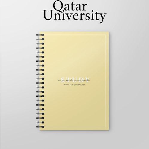 بلانر جامعة قطر