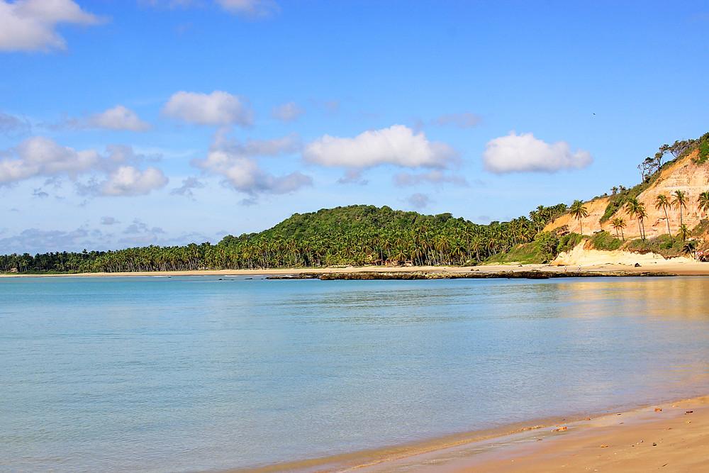 Lindas praias de Japaratinga.