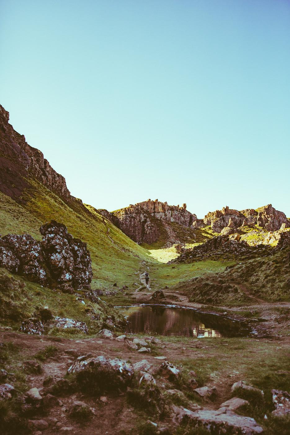 Quairing, Scotland