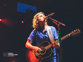 Common Ground launches with sweaty, crowd-wowing sets by Brandi Carlile, Robert Randolph