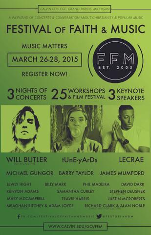 Festival of Faith & Music