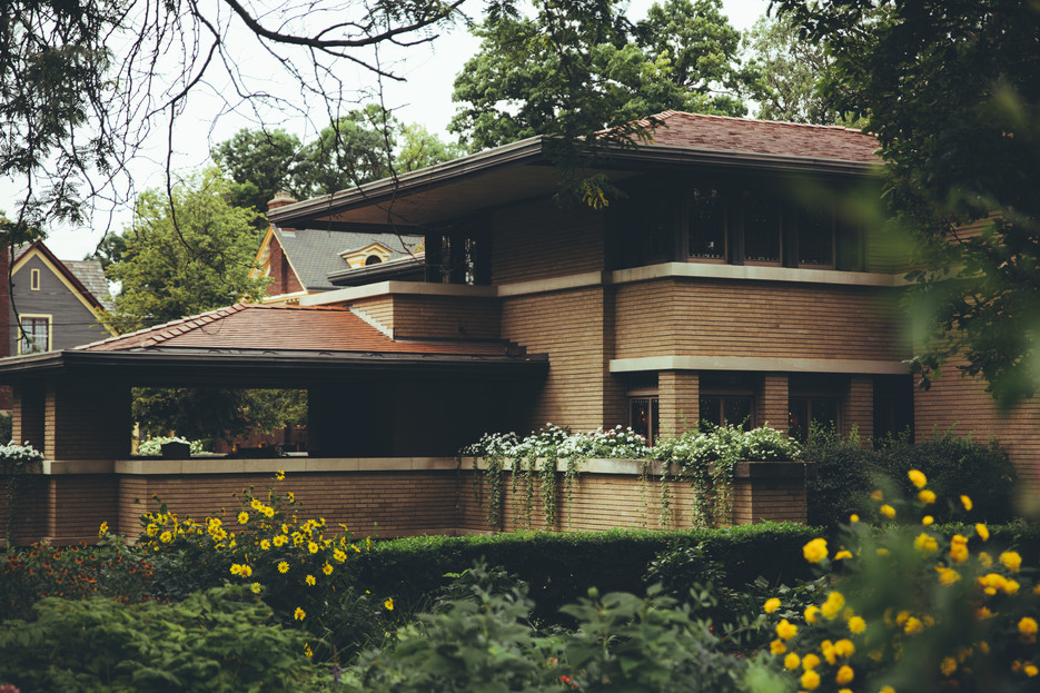Meyer May House, Grand Rapids, MI