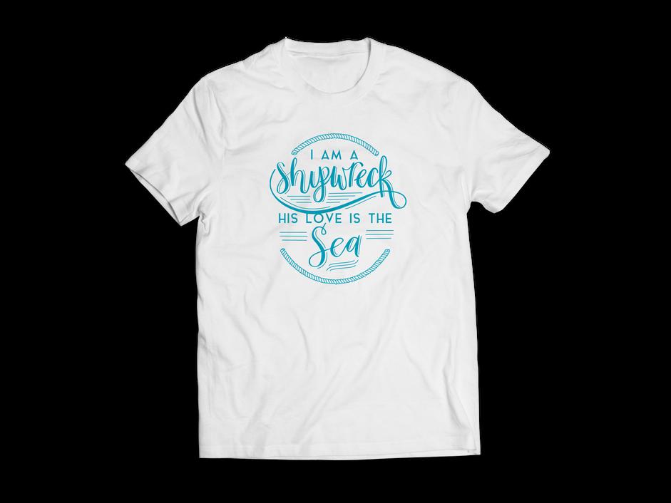 Morgan Zinn Lyric Shirt