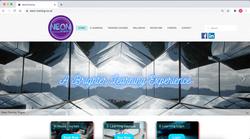 Neon Training Website