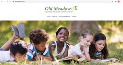 Old Meadow Children's Home Website