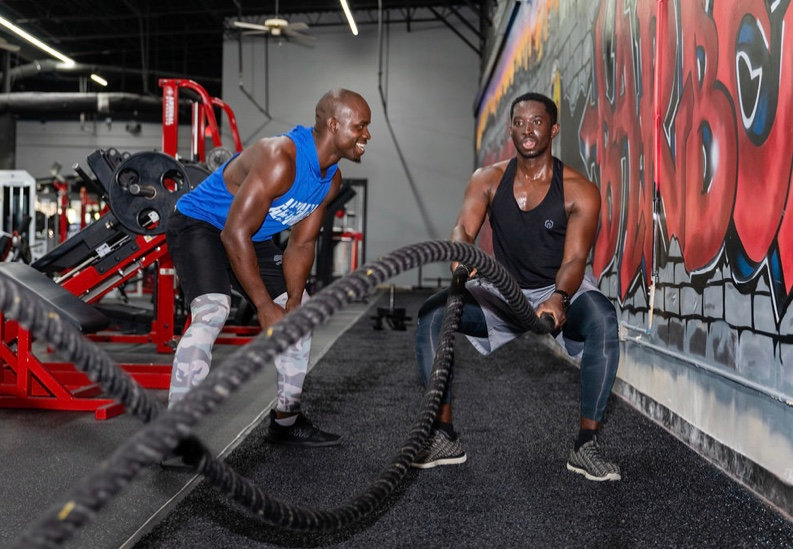 Full-Body. HIIT. Workouts