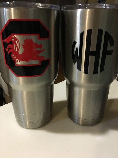 Personalized Yeti Rambler 30 Oz