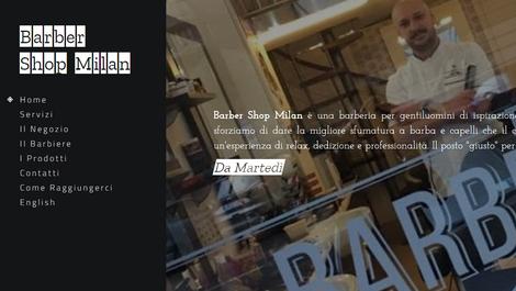 barbershopmilan.com