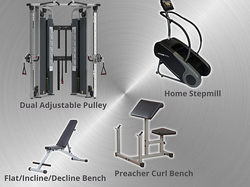 Home Fitness Combo