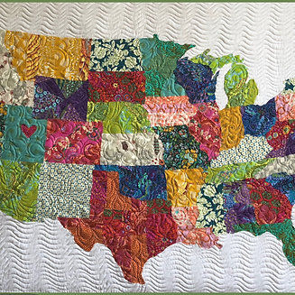 emily taylor fabric quilt emily taylor design collage quilts