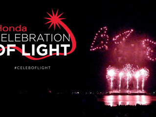 Celebração das Luzes!!!