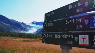 FikkTil: Tåkeheimen og Helgelandsbukken - helt på egenhånd!