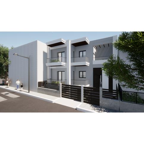 RESIDENTIAL BUILDING | EFKARPIA