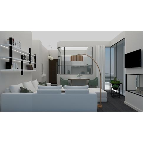 2-BEDROOM APARTMENT | THESSALONIKI