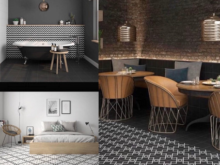 New styles from the ICTC Collection! The Casablanca Series 8x8 priced right and styled to sell!