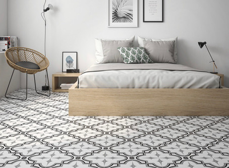 We love this new collection from Anthology Tile!