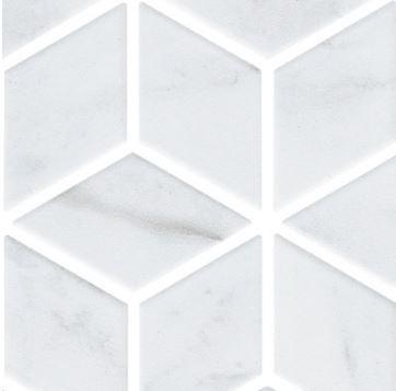 Carrara Diamond Mosaic